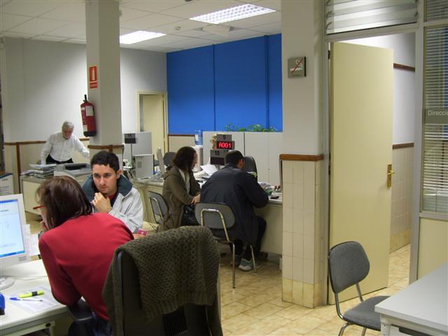Oficina de treball de vilanova i la geltr abans de for Oficina de treball