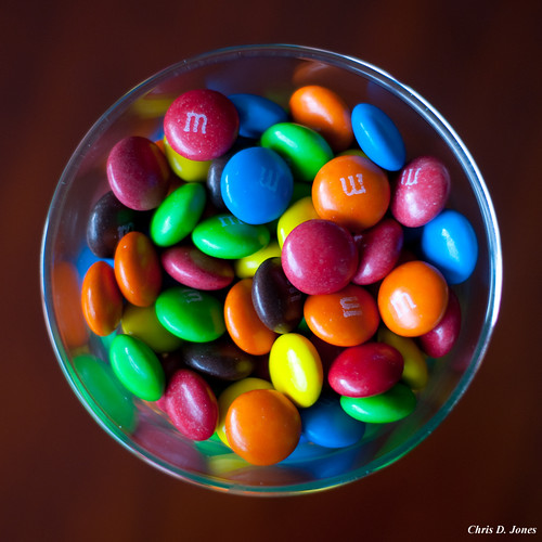 M&M's | by Chris D. Jones