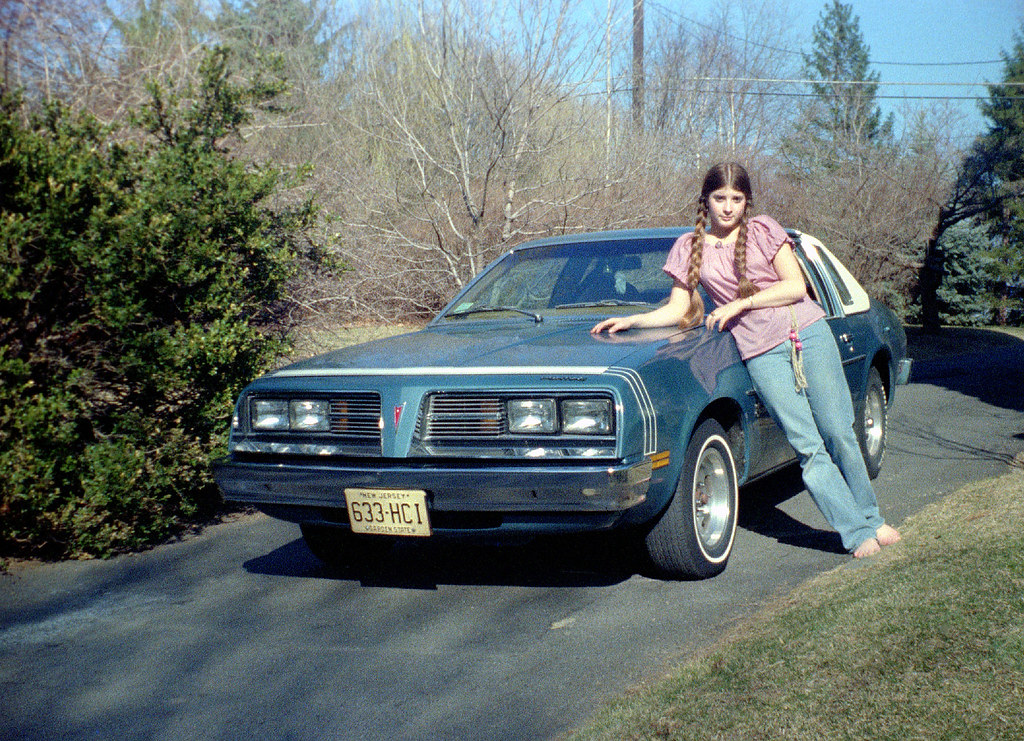 My Heavy 1970s Machine During Rutgers Years With Sis Posin