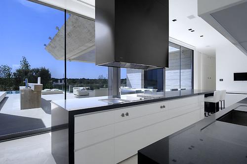 Cocina ii cocina en vivienda dise ada por a cero a - Cocinas joaquin torres ...