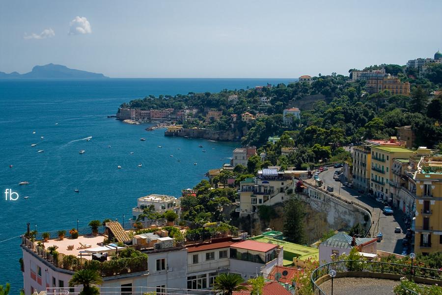 Napoles Y Capri Por Felipe Beiza Napoles Italia
