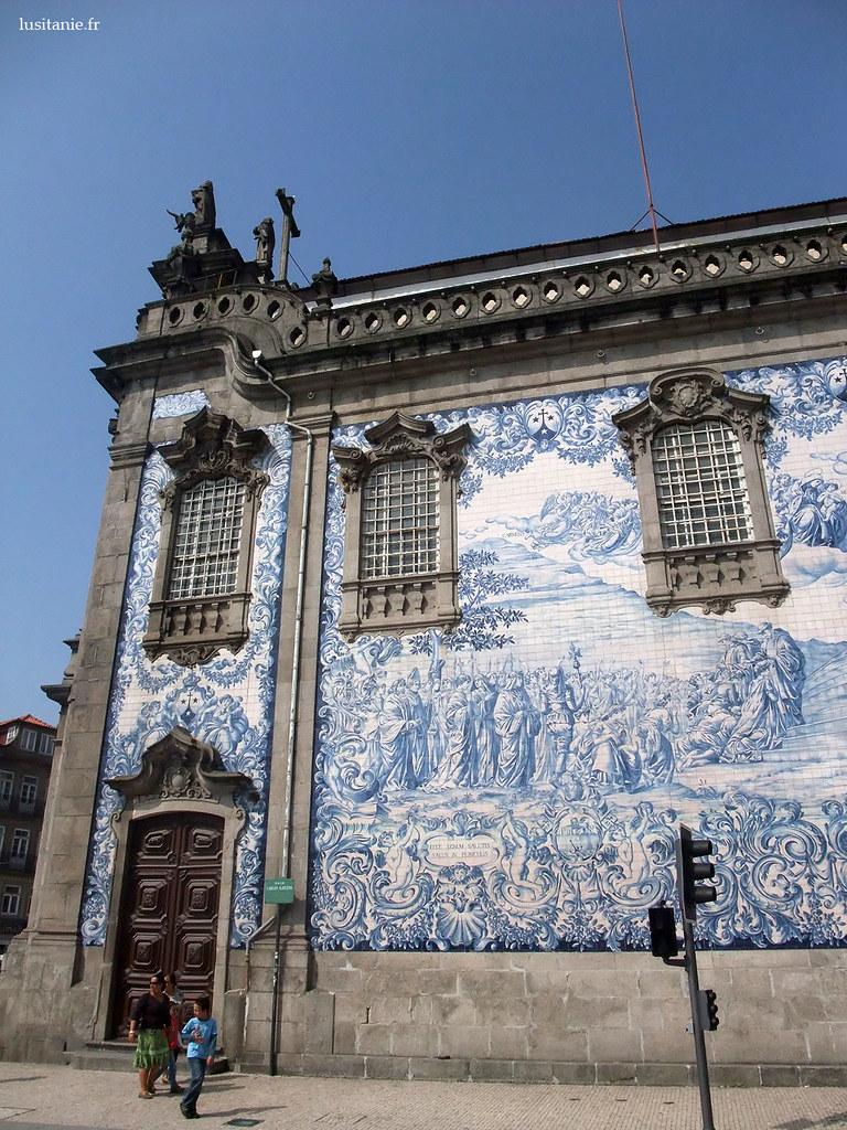 Azulejos monumentaux, œuvre de Silvestre Silvestri