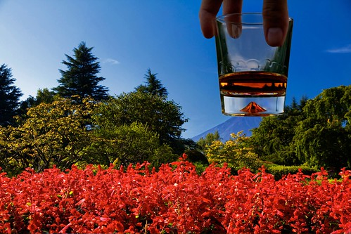 Whisky on the Rocks of Fuji | by TheTownSheriff