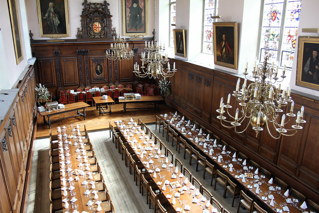 The Great Hall Clare College Cambridge Stuart Spicer Flickr