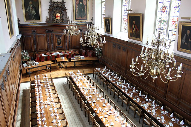The Great Hall Clare College Cambridge Flickr Photo Sharing