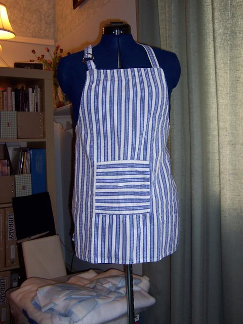 Purchased Apron
