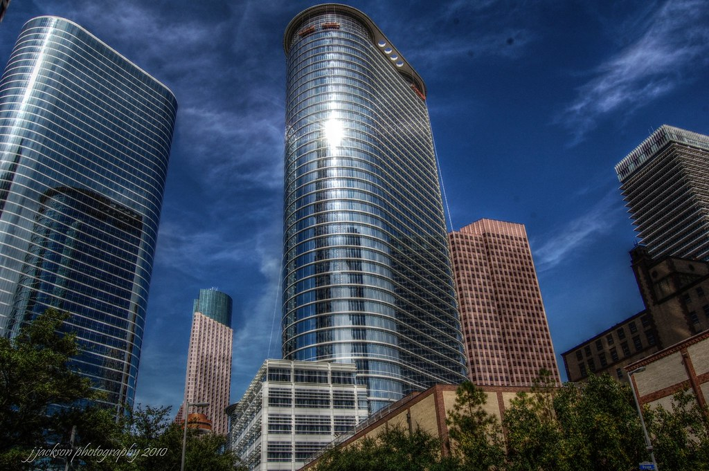 Chevron Building downtown Houston, TX | Luminance HDR 2.0 ...
