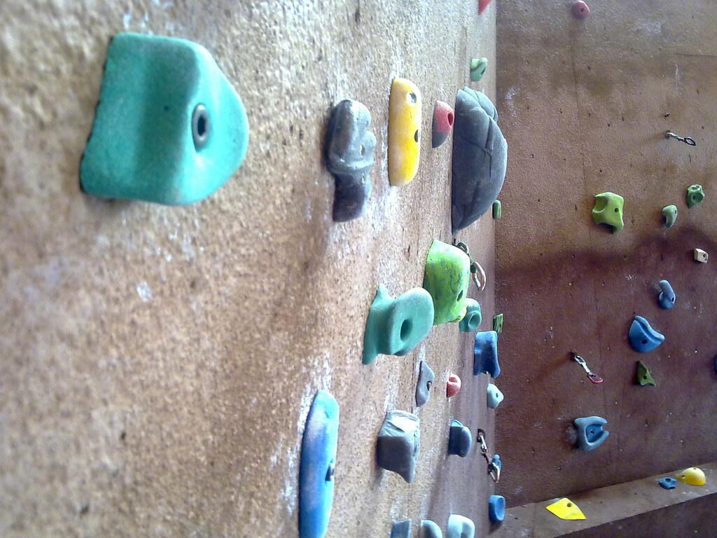 Climbing Wall | Extreme Edge Indoor Rock Climbing ...