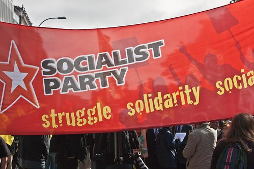 European Day Of Action: Socialist Party | by infomatique