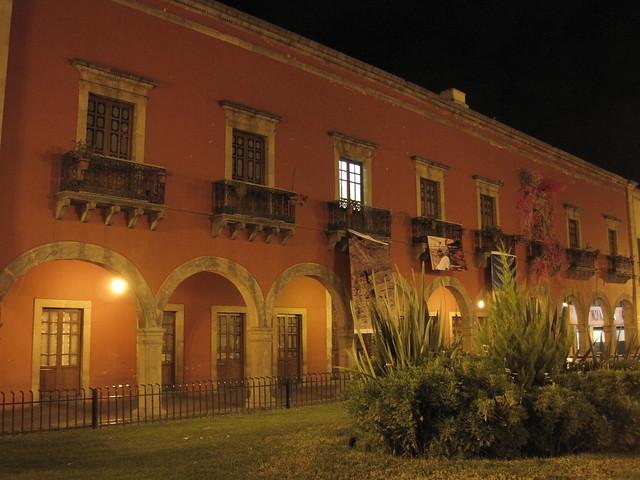 Casa de la cultura le n gto flickr photo sharing for Casas en leon gto