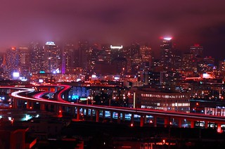 downtown sf | by hep