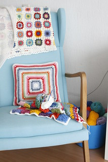 My new crochet corner | by IDA Interior LifeStyle