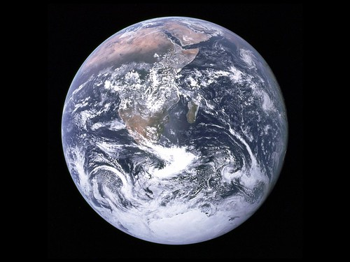The Blue Marble | by NASA on The Commons