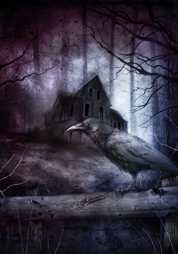 Book Cover Forros House : Black house book cover art for by stephen