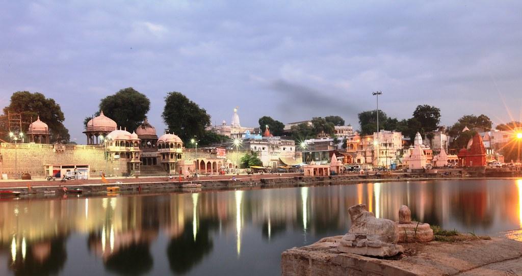 Ujjain Temple India Kshipra Ujjain India