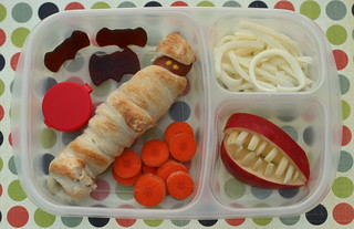 EasyLunchboxes mummy | by anotherlunch.com