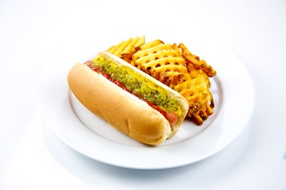 Hot Dog with Fries | by TheCulinaryGeek