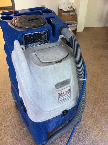 Carpet Cleaning | by kennejima