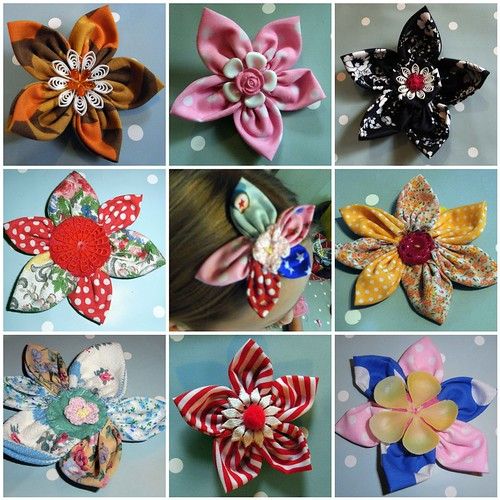 Brooch making workshop | by Fabric Nation
