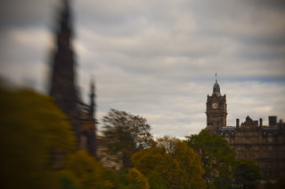 Balmoral and Scott Monument | by Grant_R