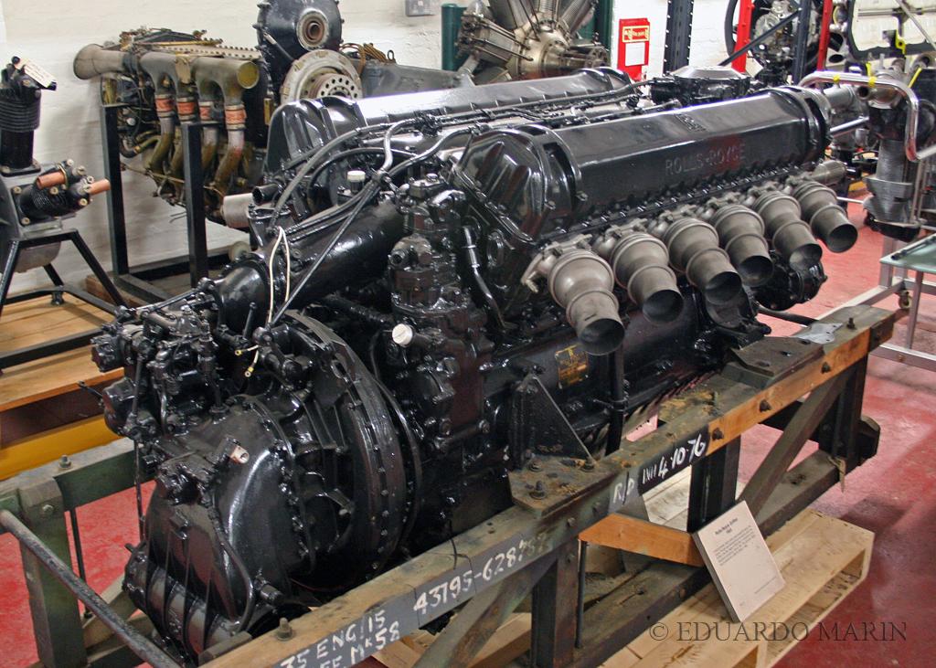 Rolls Royce Griffon (1953)