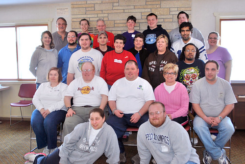 ALPs Athletes as Coaches 2011 | by Special Olympics MN