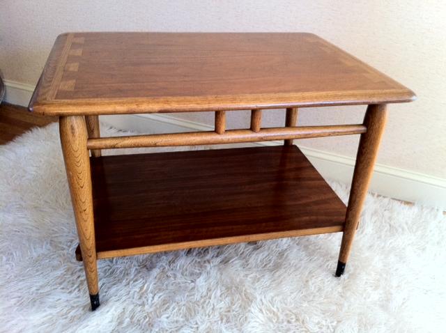 Elegant Vintage Lane Furniture Side Table | Really Nice Vintage Laneu2026 | Flickr
