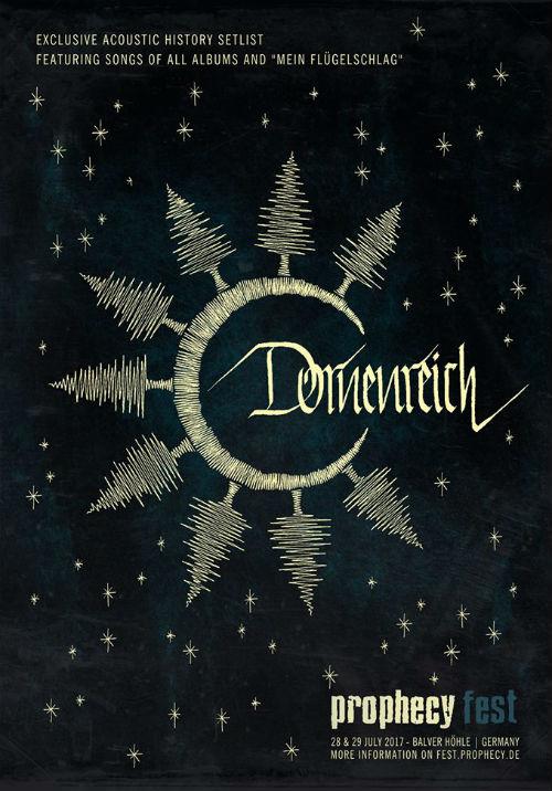 Dornenreich @Prophecy Fest 2017