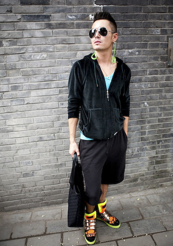 Beijing Street Style Fashion Super Stylish Hipster Girl 1 Flickr
