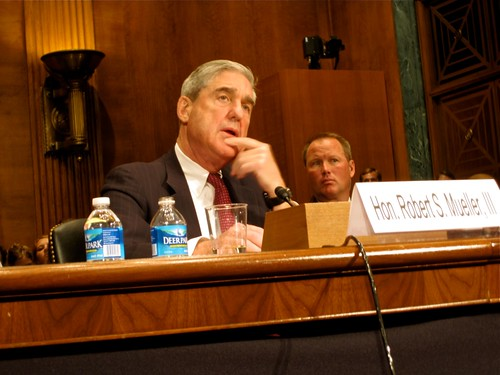 FBI Director Robert Mueller | by Talk Radio News Service