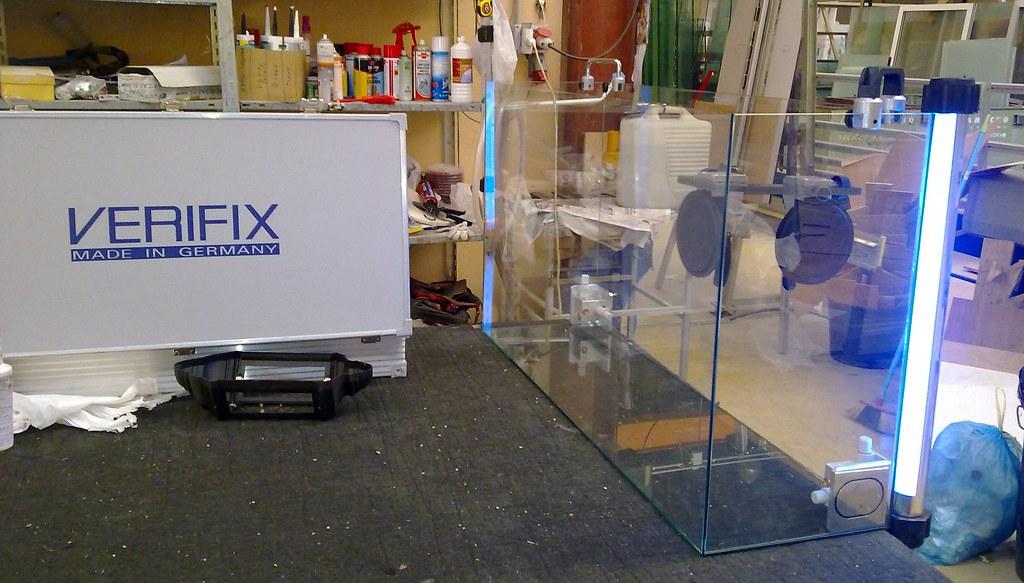 Urna de vidrio urna realizada con vidrio de 5mm de for Cristaleria benissa