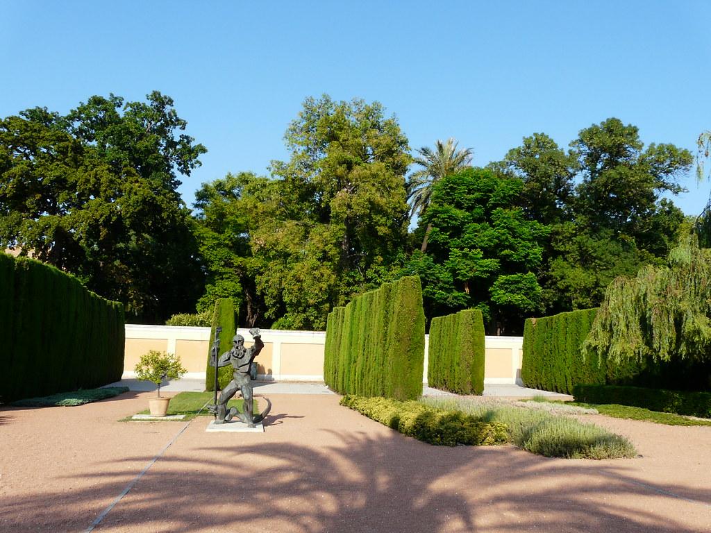 Jard n de las hesp rides de valencia reencontrando el for Jardin de las hesperides valencia