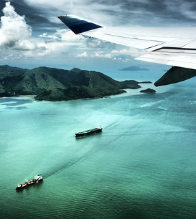 Up in the Air - Hong Kong | by ` Toshio '
