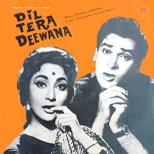 Dil Deewana Song Free Download: Dil Tera Diwana [1962] Dvd Releases