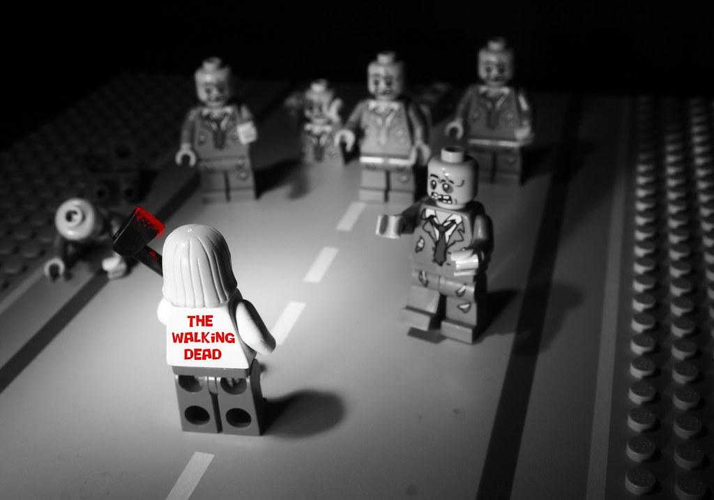 The walking dead a xxx parody - 1 part 4