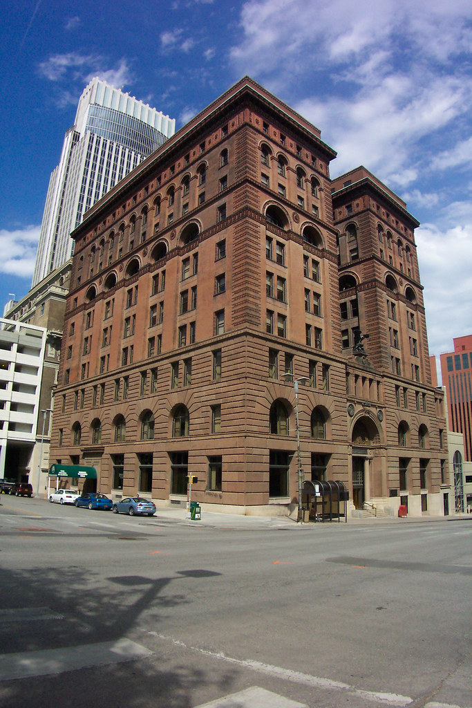 Omaha ne omaha national bank building originally for Architecture firms omaha ne