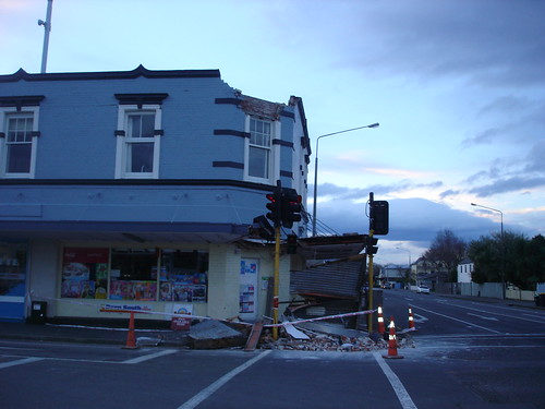 Christchurch Earthquake | by Cafe Cecil