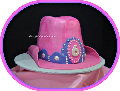 Cowgirl Birthday Cake Designs
