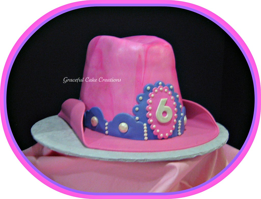 Cowgirl Birthday Cake Designs