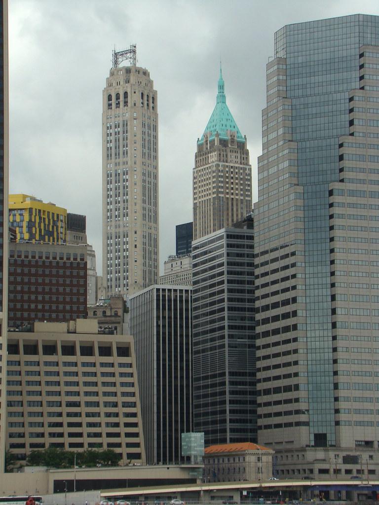 Bank of Manhattan Trust Building | A lower Manhattan icon ...