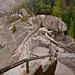 Moro Rock Granite Steps - Sequoia National Park