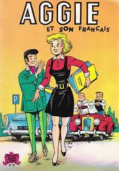 A21 Aggie et son français