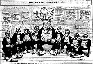 Elks Minstrels | by thomaswolfesghost