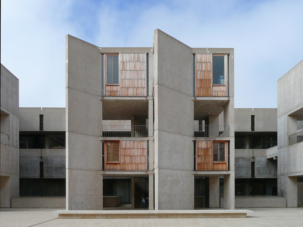 a study on the salk institute by louis i kahn Artist's work/artist's voice: louis ikahn louis i kahn archive at the university of pennsylvania, artist's work/artist's voice: louis i kahn features.