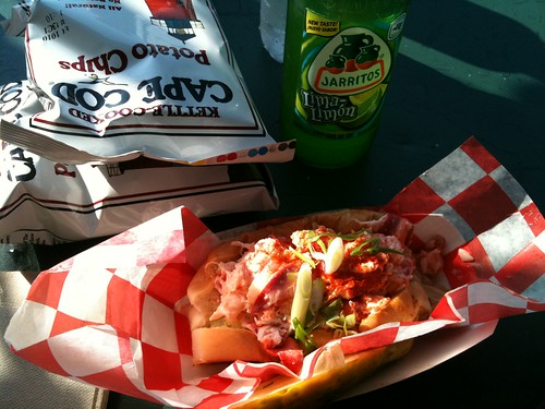 Red Hook Lobster Pound Food Truck Menu