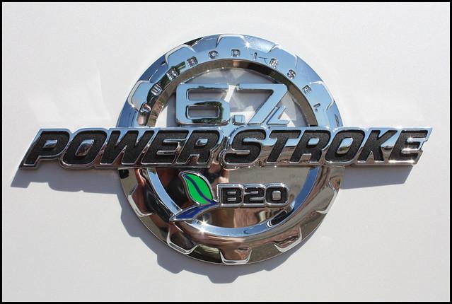 Powerstroke Logo Wallpaper Powerstroke logo wallpaper