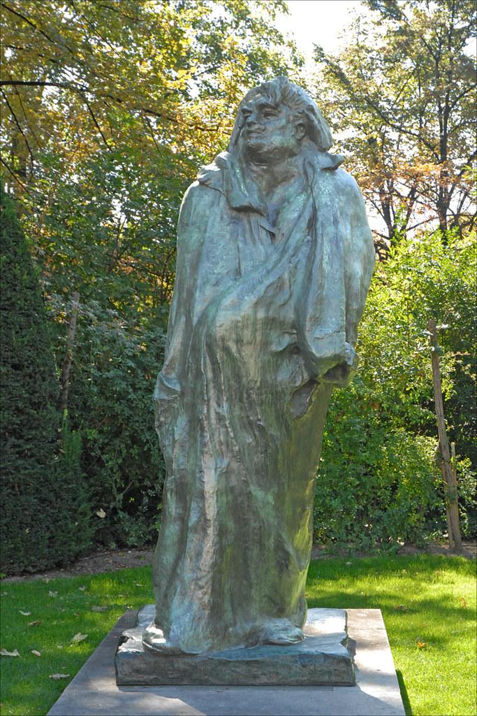 Le Monument 224 Balzac D Auguste Rodin Le Monument 224