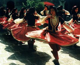 Azerbaijan national dances - Keçiməməsi Azerbaijan