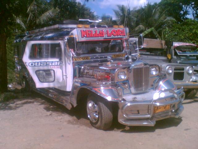 Armak Motors Jeepney Kinunan Sa Tungko San Jose Del