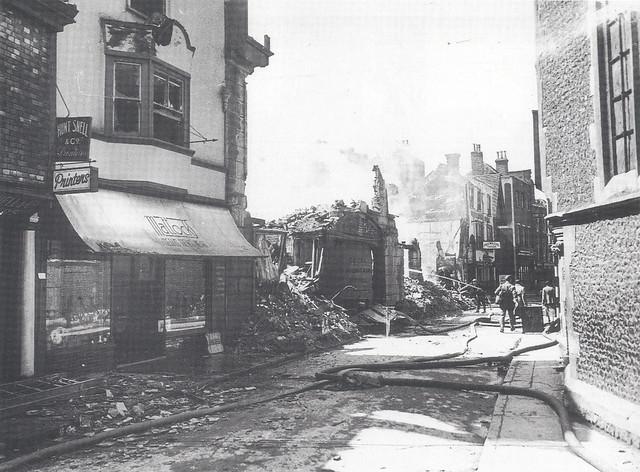 Canterbury 1942 - Royal Fountain Hotel